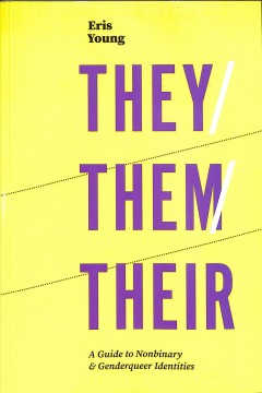 They/them/their : a guide to nonbinary and genderqueer identities / Eris Young. - Eris Young.