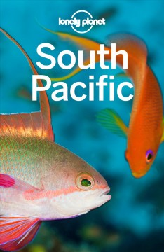Lonely planet South Pacific.