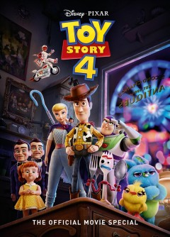 Toy story 4 : the official movie special.