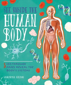 See inside the human body : 5 see-through pages reveal the body's systems / Samantha Hilton