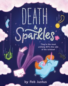 Death & Sparkles Volume 1 /  by Rob Justus. - by Rob Justus.
