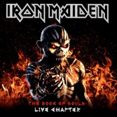 The book of souls : live chapter / Iron Maiden.