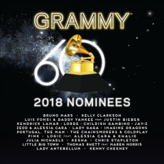 2018 Grammy nominees.