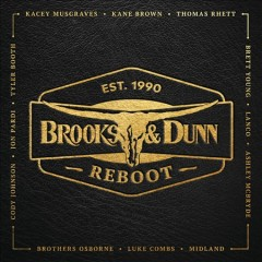Reboot / Brooks & Dunn - Brooks & Dunn