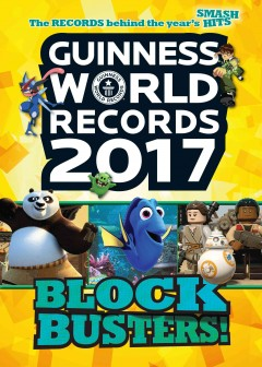 Guinness World Records 2017 block busters!
