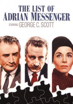 The list of Adrian Messenger /  directed by John Huston.