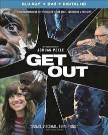 Get out /  a Blumhouse/QC Entertainment production ; in association with Monkeypaw Productions ; produced by Sean McKittrick ... [et al.] ; written and directed by Jordan Peele. - a Blumhouse/QC Entertainment production ; in association with Monkeypaw Productions ; produced by Sean McKittrick ... [et al.] ; written and directed by Jordan Peele.