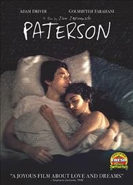 Paterson /  Amazon Studios and K5 International present in association with Le Pacte ; an Inkjet production ; a film by Jim Jarmusch ; produced by Joshua Astrachan, Carter Logan ; written and directed by Jim Jarmusch.