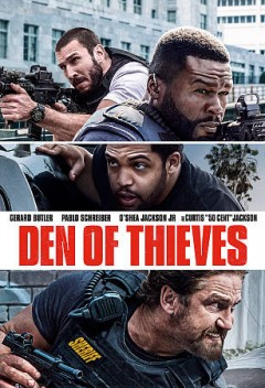Den of thieves /  [director, Christian Gudegast]. - [director, Christian Gudegast].