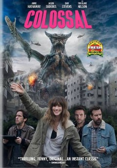 Colossal /  Voltage Pictures presents ; in association with Route One Entertainment and Union Investment Partners ; a Voltage Pictures, Sayaka Producciones and Brightlight Pictures production ; produced by Nahikari Ipina [and four others] ; written and directed by Nacho Vigalondo.