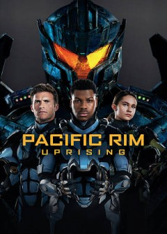 Pacific Rim : uprising / Legendary Pictures and Univeral Pictures present ; produced by Mary Parent, Cale Boyter, Gullermo Del Toro, John Boyega, Femi Oguns, Thomas Tull, Jon Jashni ; written by Steven S. DeKnight & Emily Carmichael & Kira Snyder and T.S. Nolan ; directed by Steven S. DeKnight. - Legendary Pictures and Univeral Pictures present ; produced by Mary Parent, Cale Boyter, Gullermo Del Toro, John Boyega, Femi Oguns, Thomas Tull, Jon Jashni ; written by Steven S. DeKnight & Emily Carmichael & Kira Snyder and T.S. Nolan ; directed by Steven S. DeKnight.