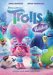 Trolls holiday /  director, Joel Crawford. - director, Joel Crawford.
