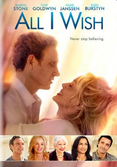 All I wish /  Cintel Films in association with ETA Films/Bob Carliner Productions ; produced by  Eric Brenner, Gary Presler, Sharon Stone ; written by Susan Walter ; directed by Susan Walter. - Cintel Films in association with ETA Films/Bob Carliner Productions ; produced by  Eric Brenner, Gary Presler, Sharon Stone ; written by Susan Walter ; directed by Susan Walter.