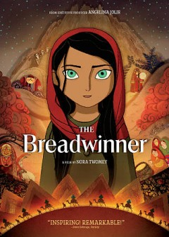 The breadwinner /  an Aircraft Pictures, Cartoon Saloon, Melusine Productions film in association with Jolie Pas Productions ; directed by Nora Twomey ; screen story by Deborah Ellis ; screenplay by Anita Doron ; produced by Anthony Leo [and four others]. - an Aircraft Pictures, Cartoon Saloon, Melusine Productions film in association with Jolie Pas Productions ; directed by Nora Twomey ; screen story by Deborah Ellis ; screenplay by Anita Doron ; produced by Anthony Leo [and four others].