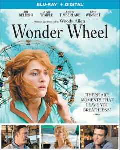 Wonder wheel /  Amazon Studios presents in Association with Gravier Productions a Perdido production ; produced by Letty Aronson, Erika Aronson, Edward Walson ; written and directed by Woody Allen. - Amazon Studios presents in Association with Gravier Productions a Perdido production ; produced by Letty Aronson, Erika Aronson, Edward Walson ; written and directed by Woody Allen.