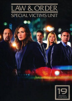 Law & order, Special Victims Unit : season 19 [4-disc set].
