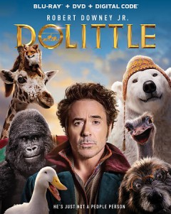 Dolittle /  produced by Joe Roth ; Jeff Kirschhenbaum ; Susan Downey ; screen story by Thomas Shepherd ; screenplay by Stephen Gaghan and Dan Gregor & Doug Mand ; directed by Stephen Gaghan.