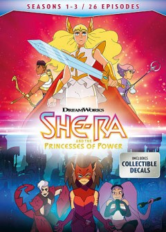 She-Ra and the Princesses of Power Seasons 1-3.