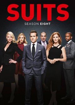 Suits : season eight [4-disc set].