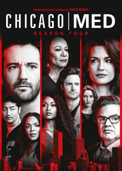 Chicago med : season four [6-disc set].