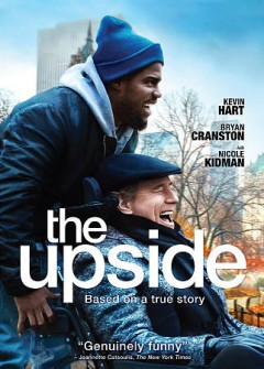 The upside /  STXfilms and Lantern Entertainment present ; an Escape Artists production ; a film by Neil Burger ; produced by Todd Black, Jason Blumenthal, Steve Tisch ; screenplay by Jon Hartmere ; directed by Neil Burger. - STXfilms and Lantern Entertainment present ; an Escape Artists production ; a film by Neil Burger ; produced by Todd Black, Jason Blumenthal, Steve Tisch ; screenplay by Jon Hartmere ; directed by Neil Burger.