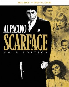 Scarface /  a Martin Bregman production ; a Brian De Palma film ; screenplay by Oliver Stone ; produced by Martin Bregman ; directed by Brian De Palma ; a Universal Release. - a Martin Bregman production ; a Brian De Palma film ; screenplay by Oliver Stone ; produced by Martin Bregman ; directed by Brian De Palma ; a Universal Release.