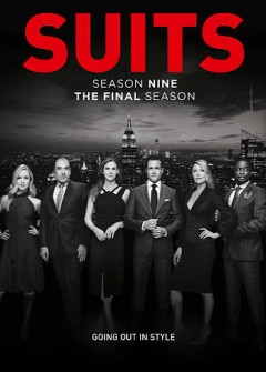 Suits : season nine, the final season [3-disc set].