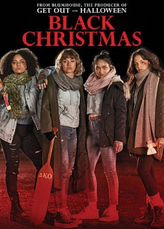 Black Christmas /  Universal Pictures presents ; a BH production in association with Divide/Conquer ; produced by Jason Blum, Ben Cosgrove, Adam Hendricks, Brigitte Bergman ; written by Sophia Takal, April Wolfe ; directed by Sophia Takal.
