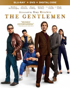 The gentlemen /  STX Films presents ; Miramax presents ; a Toff Guy production ; a film by Guy Ritchie ; produced by Guy Ritchie, Ivan Atkinson, Bill Block ; story by Guy Ritchie, Ivan Atkinson & Marn Davies ; screenplay by Guy Ritchie ; directed by Guy Ritchie.