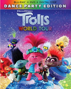 Trolls world tour /  DreamWorks Animation presents ; directed by Walt Dohrn ; produced by Gina Shay ; co-director, David P. Smith ; screenplay by Jonathan Aibel & Glenn Berger, Maya Forbes & Wally Wolodarsky, Elizabeth Tippet ; story by Jonathan Aibel & Glenn Berger. - DreamWorks Animation presents ; directed by Walt Dohrn ; produced by Gina Shay ; co-director, David P. Smith ; screenplay by Jonathan Aibel & Glenn Berger, Maya Forbes & Wally Wolodarsky, Elizabeth Tippet ; story by Jonathan Aibel & Glenn Berger.