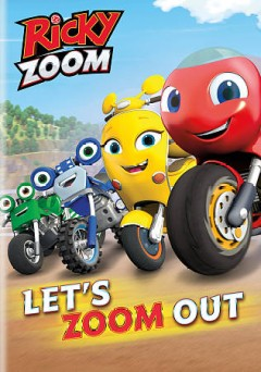 Ricky Zoom : let's zoom out.