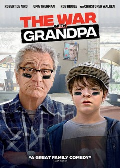 The war with Grandpa /  screenplay by Tom J. Astle & Matt Ember ;  directed by Tim Hill.