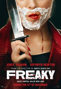 Freaky /  Blumhouse Productions ; writer/director, Chris Landon ; written by Michael Kennedy.