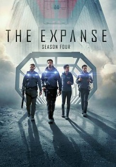 The expanse : season four [3-disc set] / developed by Mark Fergus & Hawk Ostby. - developed by Mark Fergus & Hawk Ostby.