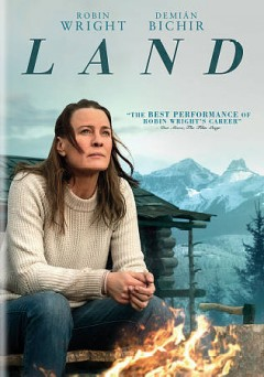 Land /  Focus Features presents ; a Big Beach, Flashlight Films production ; in association with Nomadic Pictures and Cinetic Media ; produced by Allyn Stewart, Lora Kennedy, Leah Holzer, Peter Saraf ; written by Jesse Chatham and Erin Dignam ; directed by Robin Wright.