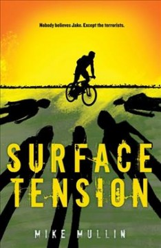 Surface tension /  Mike Mullin. - Mike Mullin.