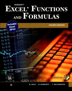 Microsoft Excel functions and formulas /  Bernd Held, Brian Moriarty, Theodor Richardson.