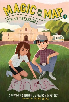 Texas treasure /  Courtney Sheinmel and Bianca Turetsky ; illustrated by Stevie Lewis. - Courtney Sheinmel and Bianca Turetsky ; illustrated by Stevie Lewis.