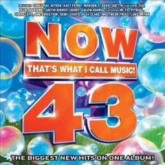 Now that's what I call music! 43.