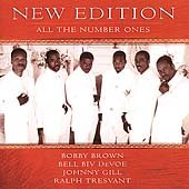 All the number ones /  New Edition.