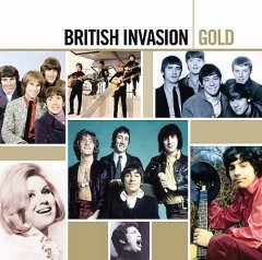 British invasion gold.