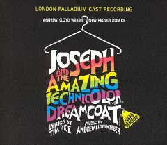 Joseph and the amazing Technicolor dreamcoat /  Andrew Lloyd Webber ; [lyrics by Tim Rice].