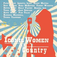 Iconic Women of Country.