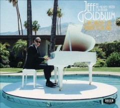 I shouldn't be telling you this /  Jeff Goldblum and the Mildred Snitzer Orchestra.