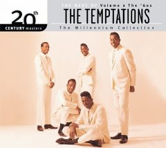 The best of the Temptations.