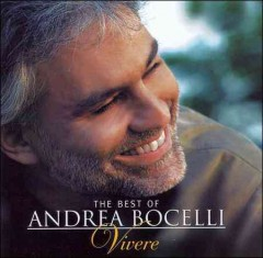 The best of Andrea Bocelli : Vivere.