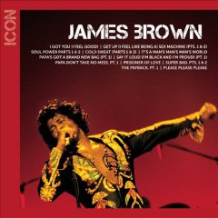 James Brown : icon / James Brown.