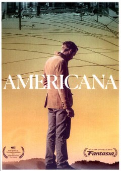 Americana /  director, Zachary Shedd. - director, Zachary Shedd.