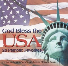 God bless the USA : patriotic favorites.