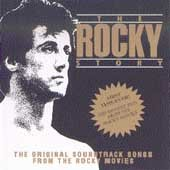 The Rocky story : the original soundtrack songs from the Rocky movies.